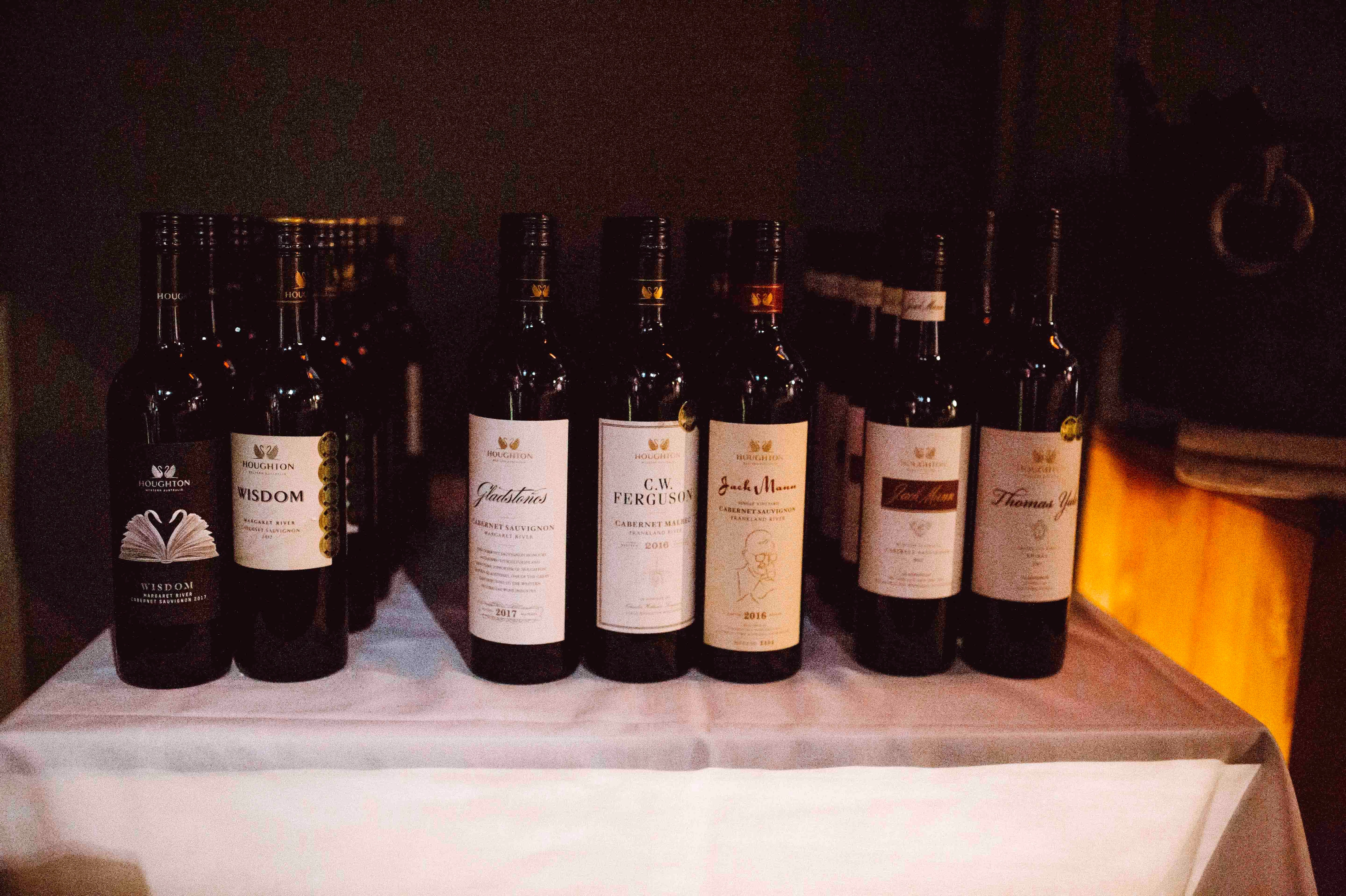 <p>Icon &amp; Museum Vintage Wines - Houghton Wines</p>