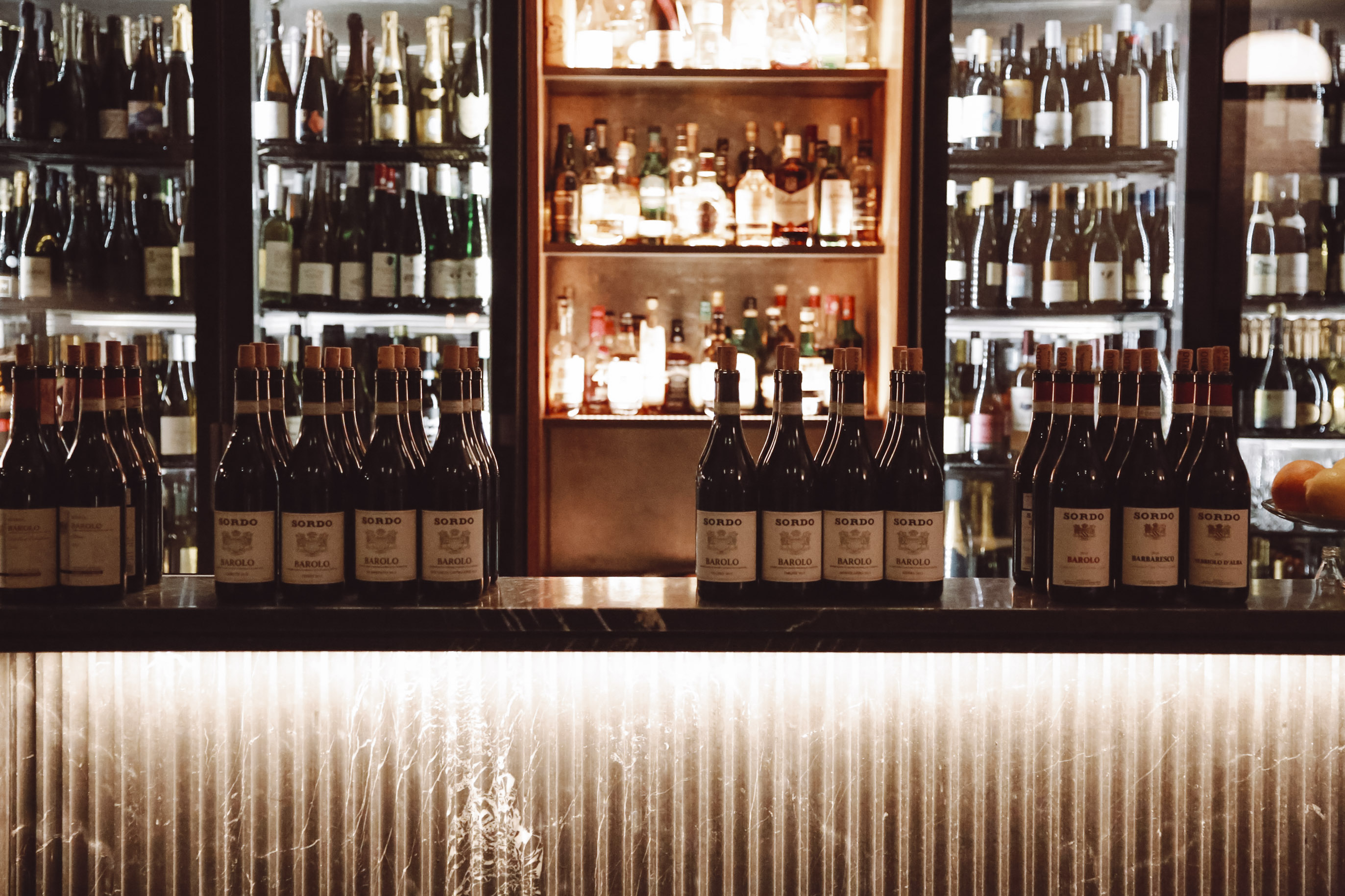 <p>La Dolce Vita - A Night Around Barolo with Sordo Wines</p>